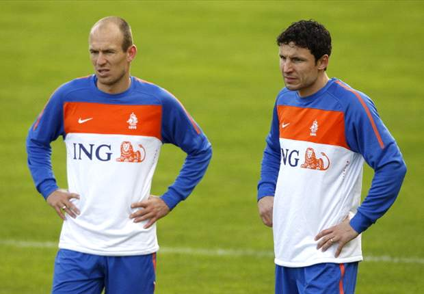 Van Bommel: I advised Robben to join Bayern