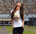 GALERÍA: María Zel, belleza con corazón auriazul