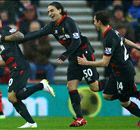 Résumé de match, Southampton-Liverpool (0-2)