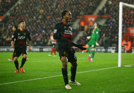 Sterling shoots Liverpool into sixth