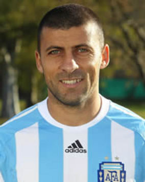 Walter Samuel - Seleccion Argentina