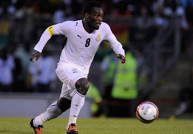 Essien, Aboutreika & Abedi in Ghana-Egypt all-time combined XI