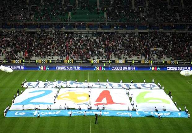 UEFA confirm France to host Euro 2016
