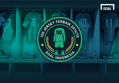 Ini Dia 100 Jersey Terbaik Pilihan Goal Indonesia