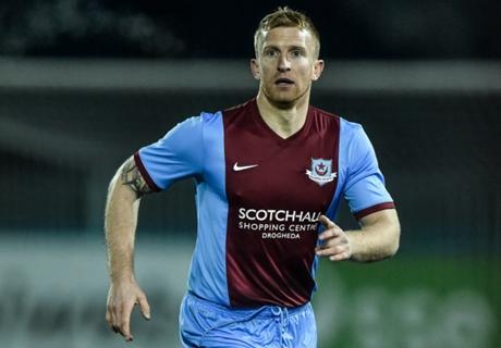 Drogheda sign Daryl Kavanagh