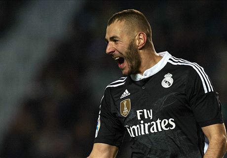 Benitez: Benzema not going to Arsenal