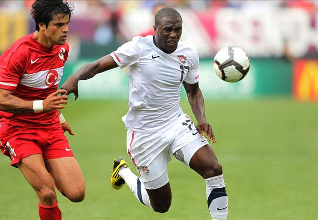 World Cup 2010: Jozy Altidore Suffering From Stomach Ailment, Misses Some Practice