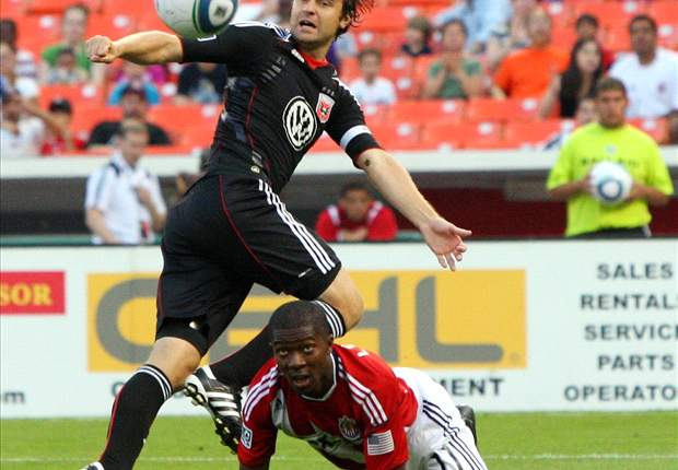 D.C. United Beats Hapless Portsmouth In Record Heat And Humidity