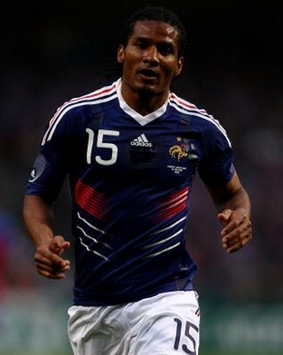 Florent Malouda - Prancis (Getty Images)
