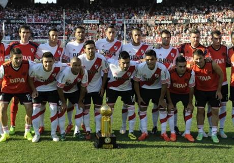 Las fotos de River 2-2 Quilmes