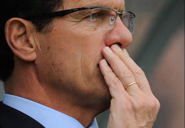 Goal.com Poll: Should Fabio Capello be sacked as England manager after World Cup 2010 exit?