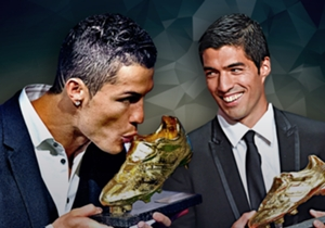 Players such as Lionel Messi, Thierry Henry and Diego Forlan have won the European Golden Shoe in the past few seasons, with Luis Suarez and Cristiano Ronaldo as the latest winners of the award following their 31 goals in 2013-14. The weightings are de...