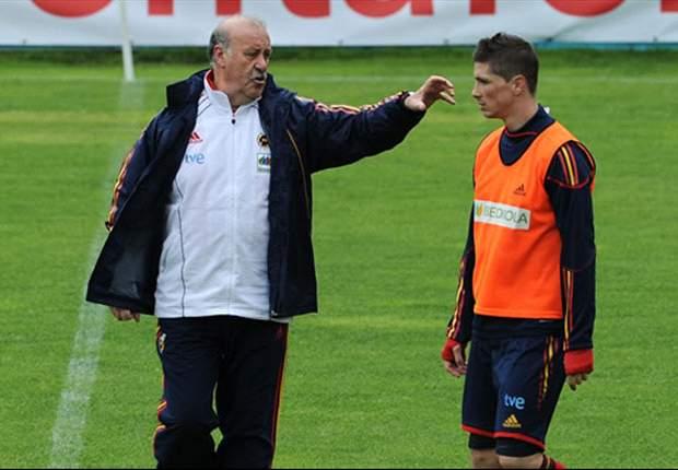 Del Bosque: Adrian's inclusion was unthinkable