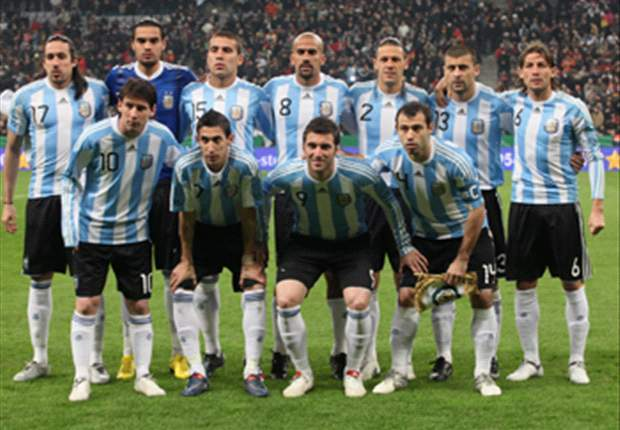 World Cup 2010 Comment: Revealed - Maradona's Argentina XI