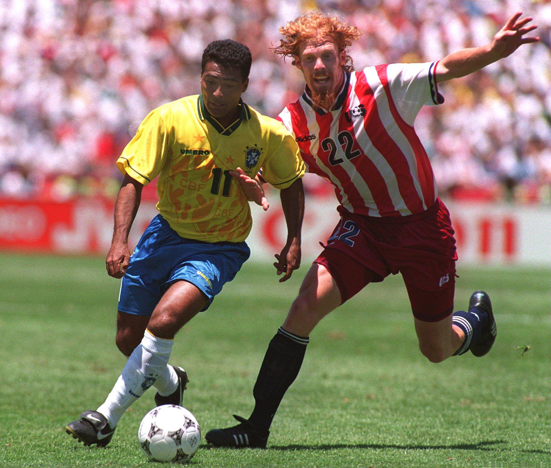 World Cup Heroes Romário