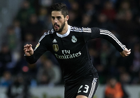 Transfer Talk: Nasri out, Isco in at City?