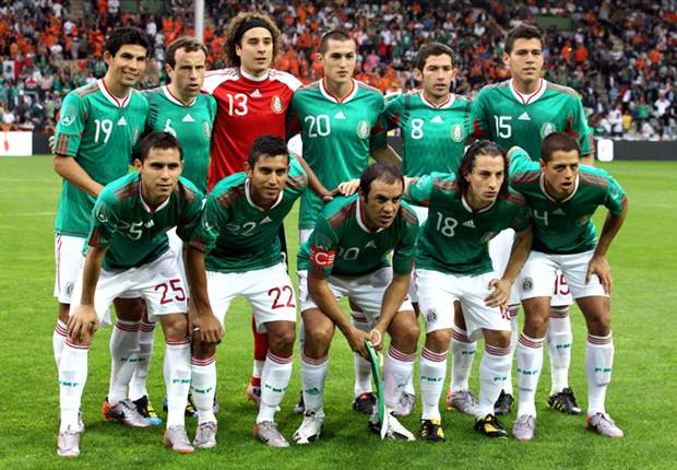 Mexico Roster For Bosnia Match Will Be Released Thursday