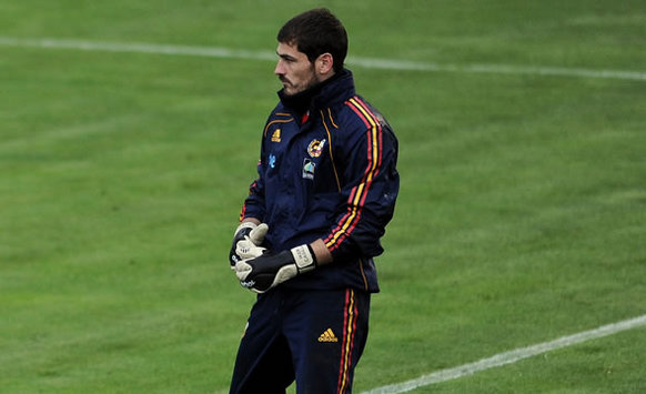 Iker Casillas, Spain (Getty Images)