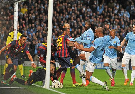 How Man City can beat Barcelona