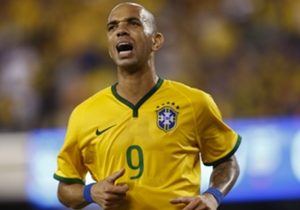 Brazil striker Diego Tardelli