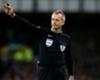 No break for referee Atkinson