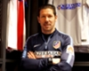 Diego Simeone signe avec Goal !