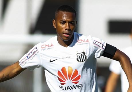 VÍDEO | Robinho, golazo con el Santos