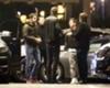 Messi, Piqué y Fábregas visitaron el Casino de Barcelona