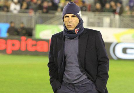 Casiraghi: Zola Nyaris Latih Inter