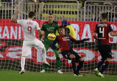 Serie A: Cagliari 1-2 Inter de Milán