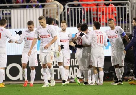 Italiano: Cagliari 1 x 2 Inter