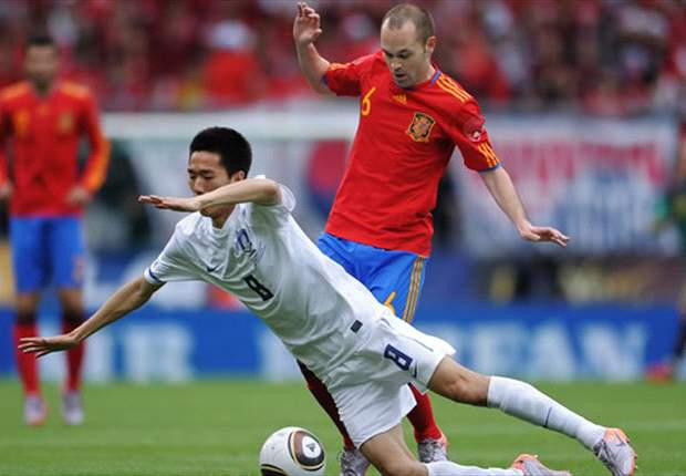 World Cup 2010: Spain's Andres Iniesta doubtful for opening game against Switzerland