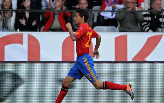 Jesus Navas, Spain, South Korea (Getty Images)
