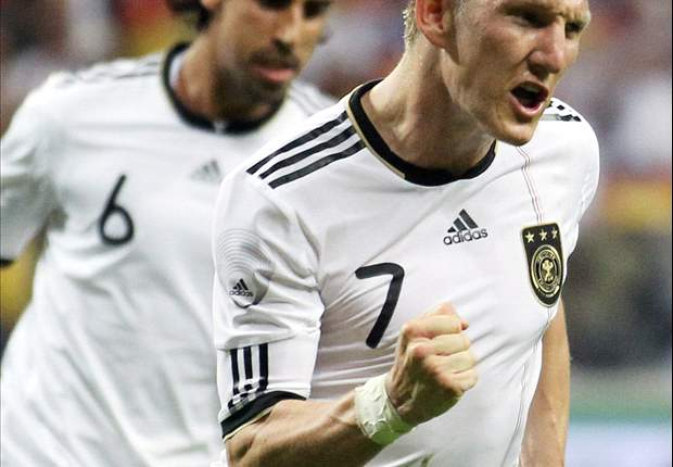 World Cup 2010: Spain Are The Best Team In The World - Germany Midfielder Bastian Schweinsteiger