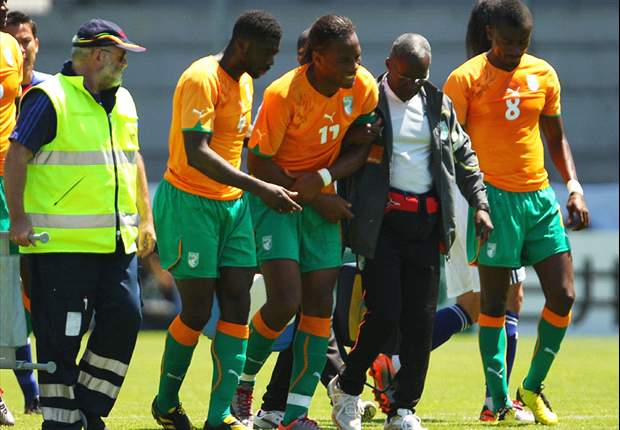 World Cup 2010: There Is Still A Chance Didier Drogba Can Play For Ivory Coast - Agent