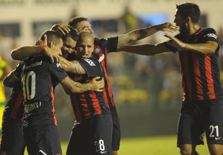 EN VIVO: San Lorenzo - Corinthians