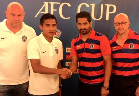 Preview: Johor - East Bengal