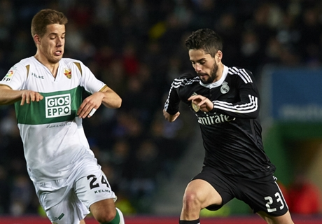 El Madrid quiere seguir cómodo