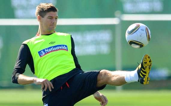 Steven Gerrard - Inggris (Getty Images)