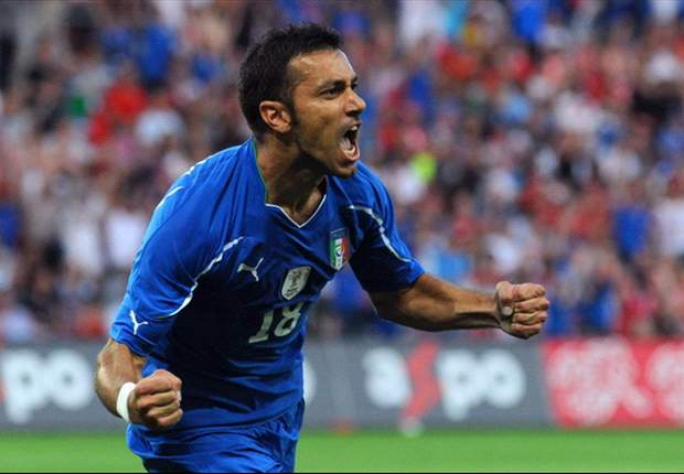 Switzerland 1-1 Italy: Quagliarella equaliser cancels out Inler opener