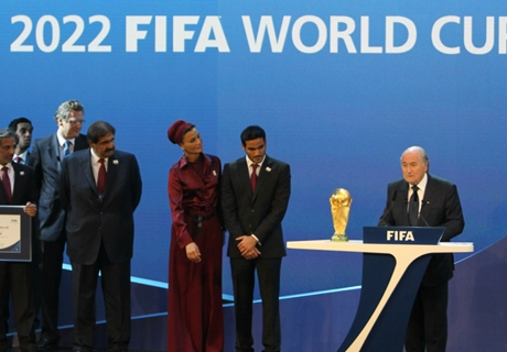 FIFA proposes winter World Cup 2022
