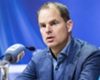 """De Boer: """"Ver komen in Europa League"""""""