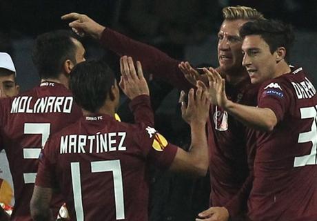 Torino-Napoli LIVE!