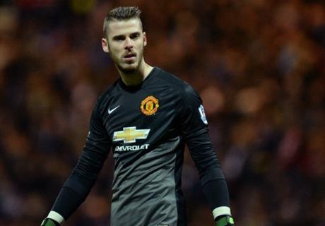 'Man Utd must tie down De Gea'