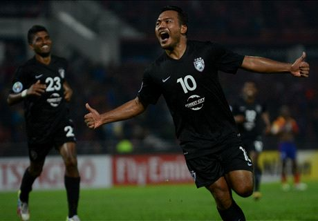 Match Report: JDT 4-1 East Bengal FC