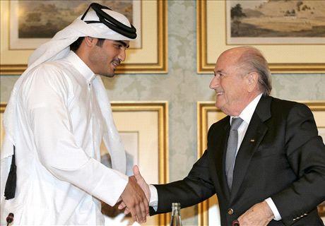 World Cup bids under bribery investigation