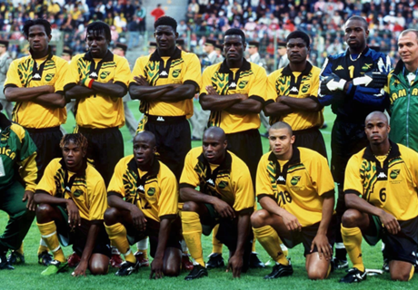 Giamaica no problem! I Reggae Boyz '98